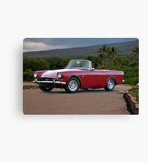 1965 Sunbeam Tiger MK1 Canvas Print