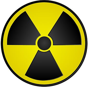 Radioactive Fallout Symbol Nerd by AMagicalJourney