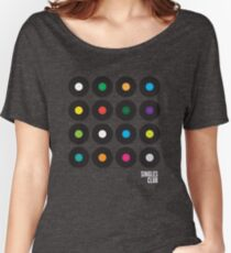 Singles Club Women's Relaxed Fit T-Shirt