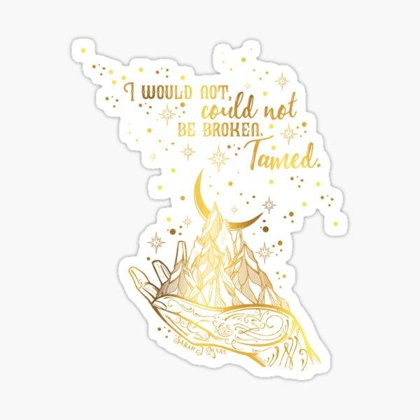 ACOMAF - Tamed Sticker