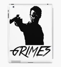 Grimes iPad Case/Skin