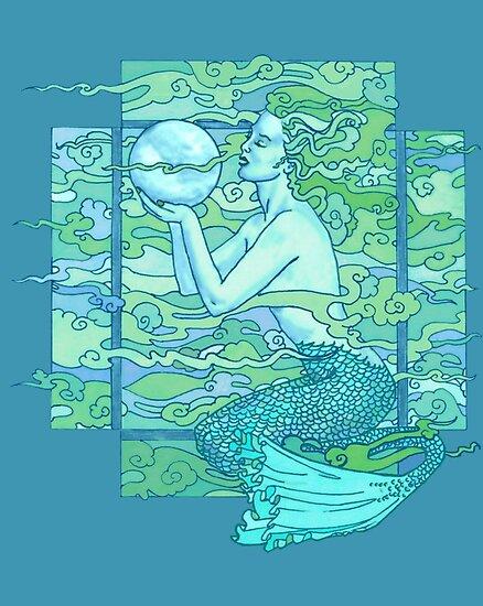 Pisces Seas by redqueenself