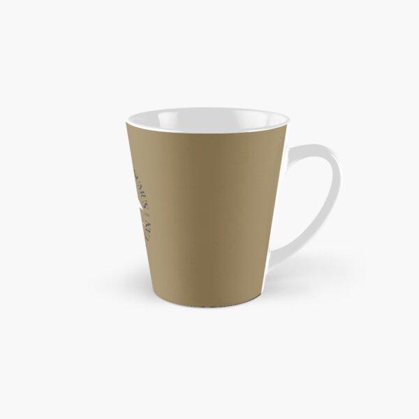 Grab What You Can - Capto Quid Possumus Tall Mug
