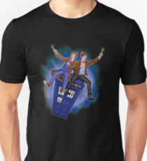 THE DOCTOR'S TIMEY-WIMEY ADVENTURE  T-Shirt