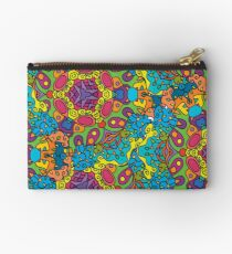 Psychedelic LSD Trip Ornament 0006 Studio Pouch