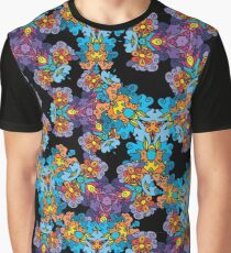 Psychedelic LSD Trip Ornament 0007 Graphic T-Shirt