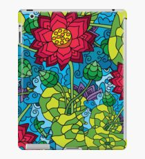 Psychedelic LSD Trip Ornament 0009 iPad Case/Skin