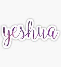 Yeshua Sticker
