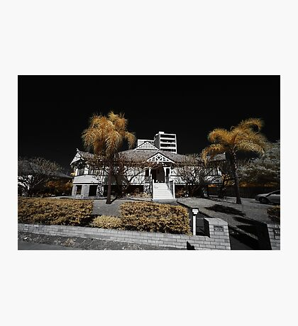 West end mansion Photographic Print