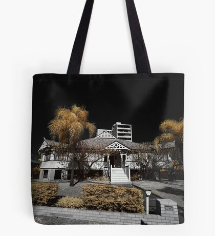 West end mansion Tote Bag