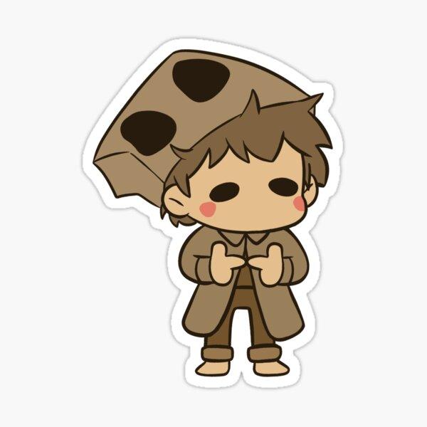 Little Mono Sticker