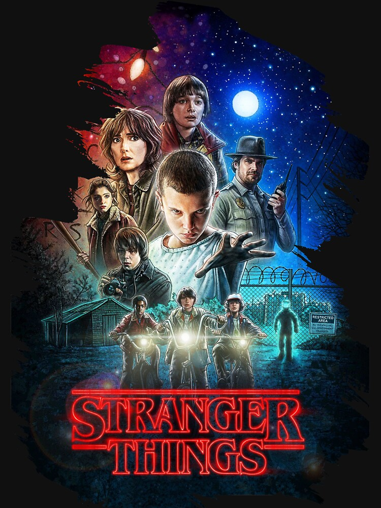 TShirtGifter presents: stranger things | Unisex T-Shirt