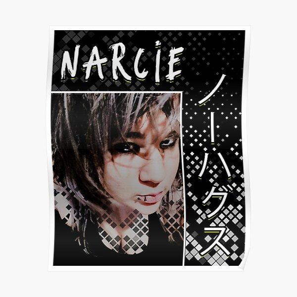 Narcie : No/Hugs Poster