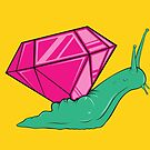 Jewel Snail color variant  by strangethingsA