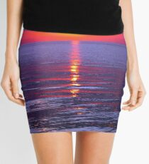 Sunset of Love Mini Skirt