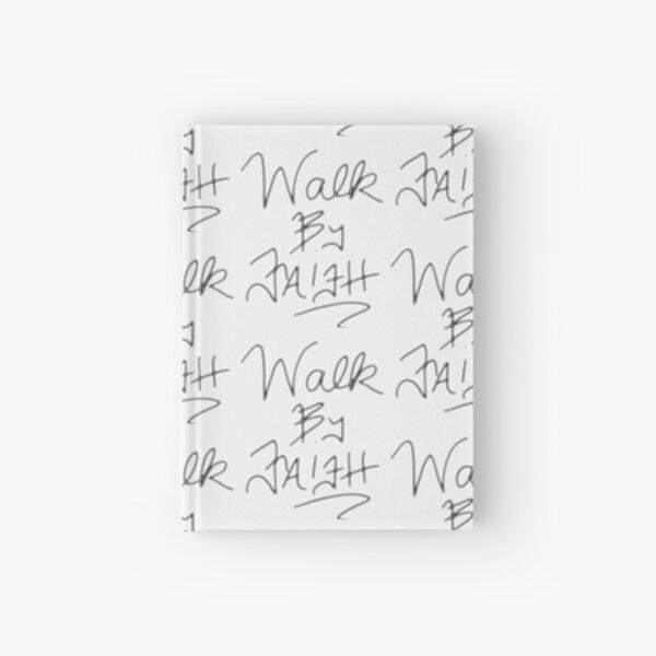 Walk By Faith Hardcover Journal