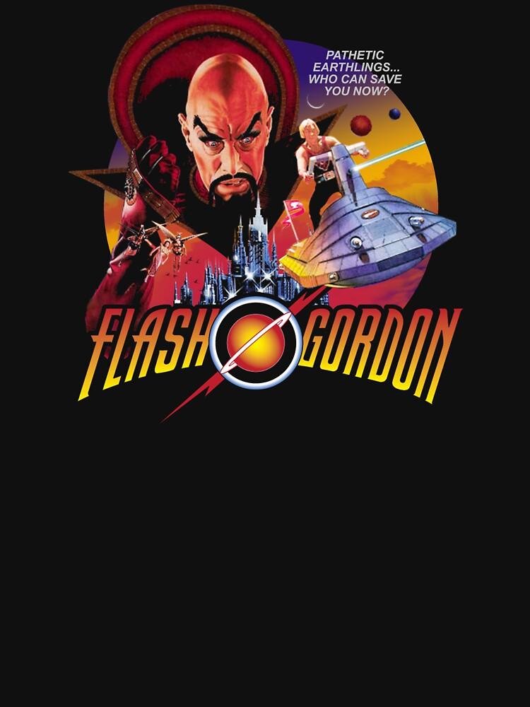 Flash Gordon (bright) by A-Game