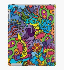 Psychedelic LSD Trip Ornament 0001 iPad Case/Skin