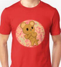 Chibi and fit bear Unisex T-Shirt