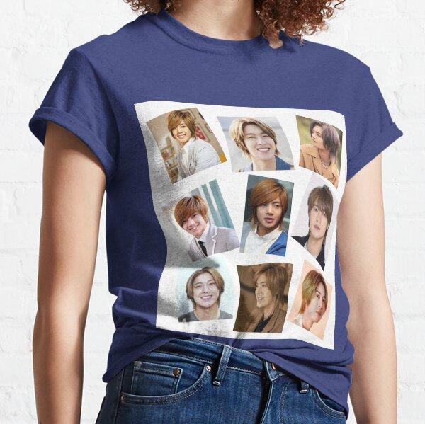Kim Hyun Joong, Collage de fotos Camiseta clásica