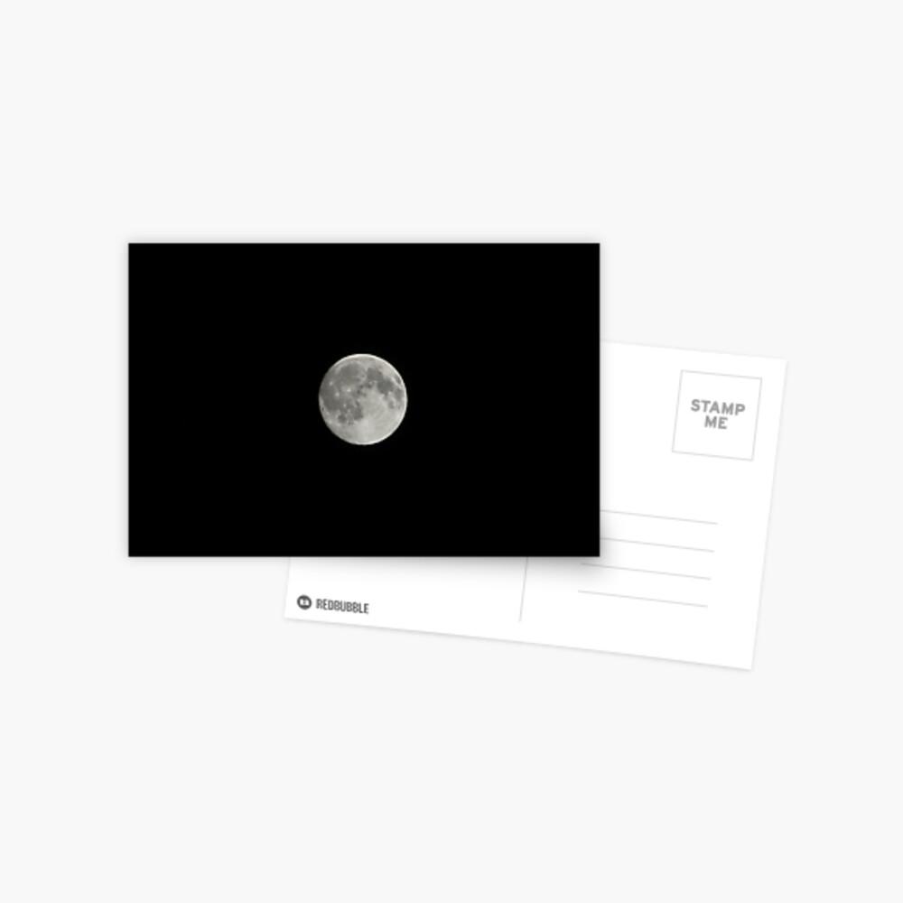 Full Moon, Bolzano/Bozen, Italy Postcard