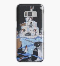 Penguin Party Samsung Galaxy Case/Skin