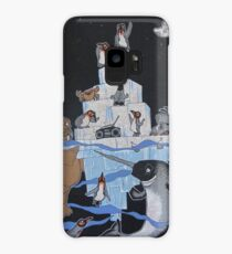 Penguin Party Case/Skin for Samsung Galaxy