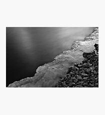 Ice Harbour Photographic Print