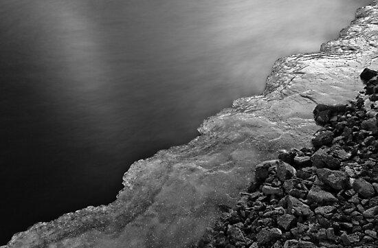 Ice Harbour by Matti Ollikainen