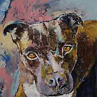 Brindle Bully by Michael Creese