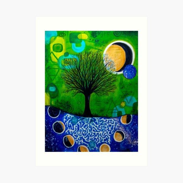 Starbound Art Print