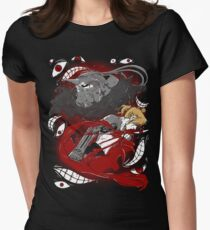 FullMetal Brothers Women's Fitted T-Shirt