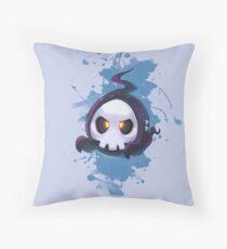 Skull Cute Throw Pillow