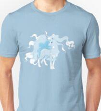 Alola Ninetales T Shirt Unisex T-Shirt