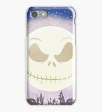 Scary Town iPhone Case/Skin