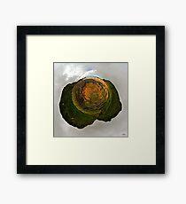 Glenagivney Beach, Inishowen, Donegal Framed Print