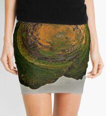 Glenagivney Beach, Inishowen, Donegal Mini Skirt