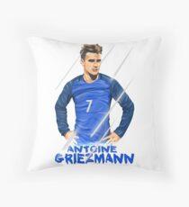Griezmann Throw Pillow