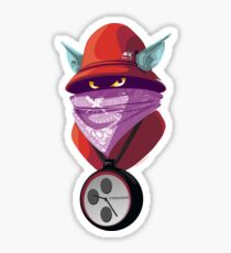 Orko Rappers of the Universe [He-Man] Glossy Sticker
