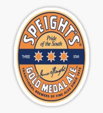 Speights Beer Sticker