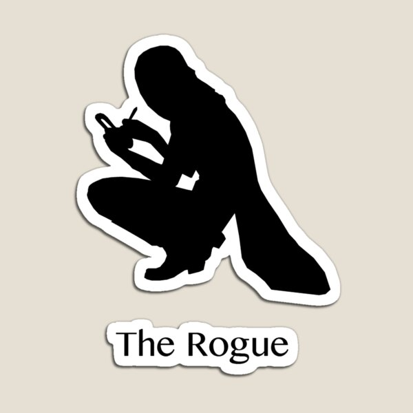 The Rogue Silo Magnet
