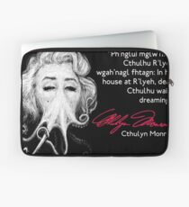 Inspirational Quote Laptop Sleeve