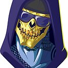 Skeletor - Rappers of the Universes [Heman] by popephoenix