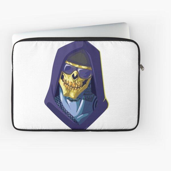 Skeletor - Rappers of the Universes [Heman] Laptop Sleeve