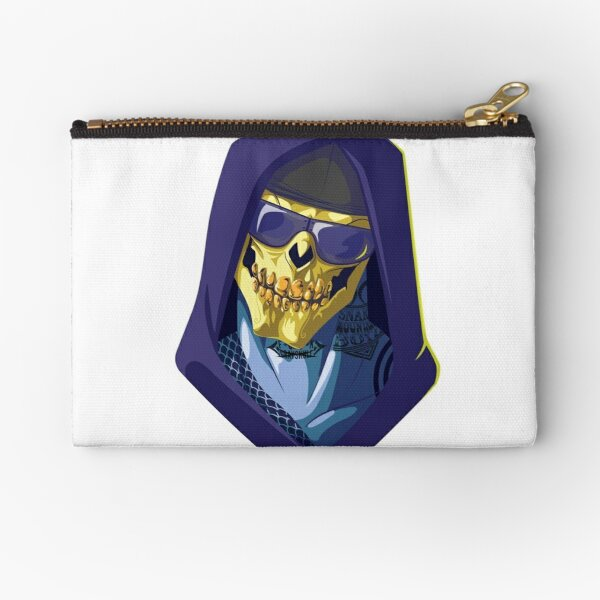 Skeletor - Rappers of the Universes [Heman] Zipper Pouch
