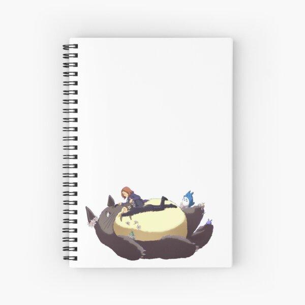 Xfiles - Ghibli Cahier à spirale
