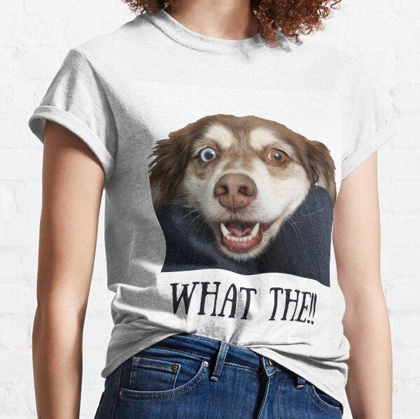 Shocked Dog Classic T-Shirt
