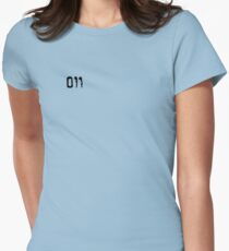 Stranger Things 11 Women's Fitted T-Shirt