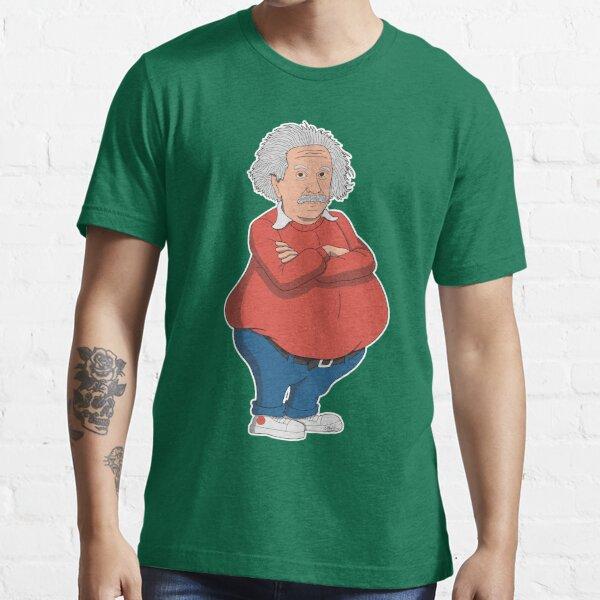 Fat Albert Einstein Essential T-Shirt