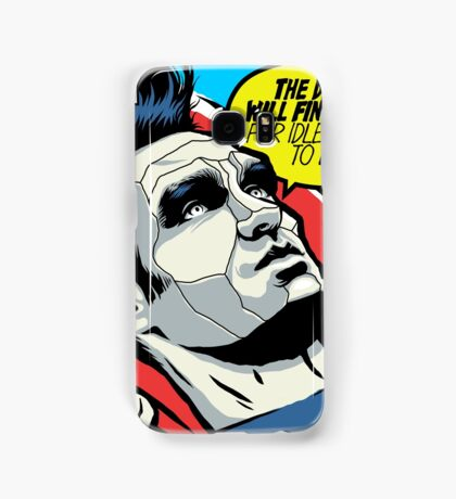 Post-Punk Devil Samsung Galaxy Case/Skin